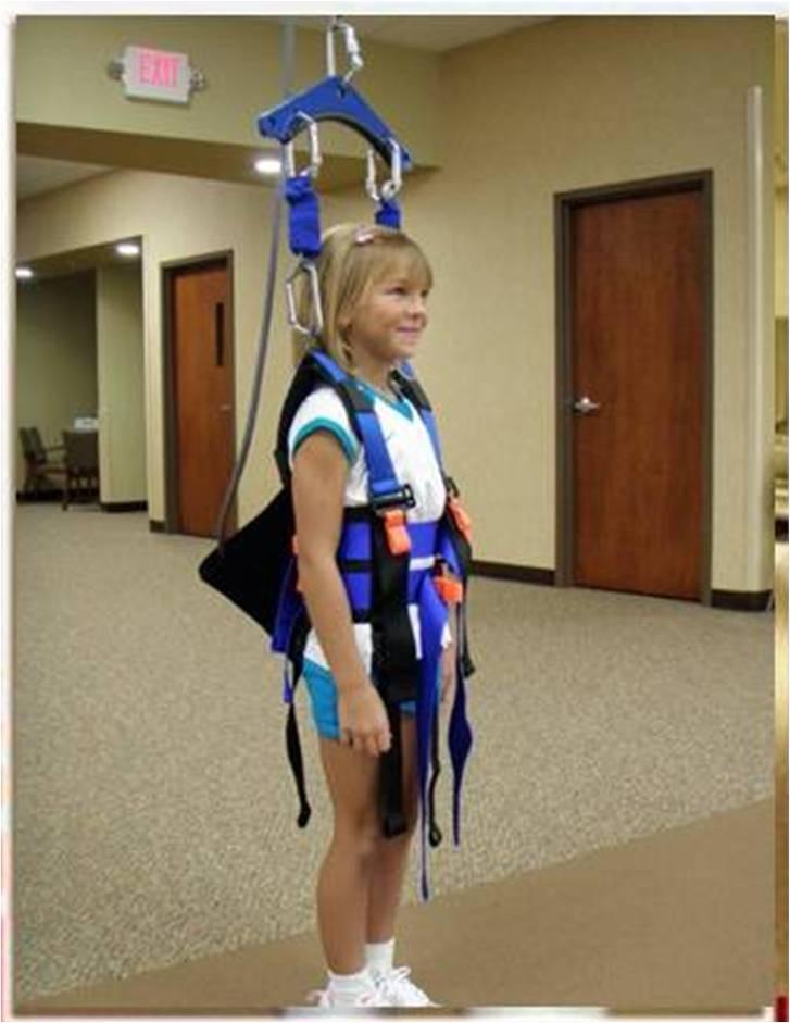 Unloading Harness (Pediatric)